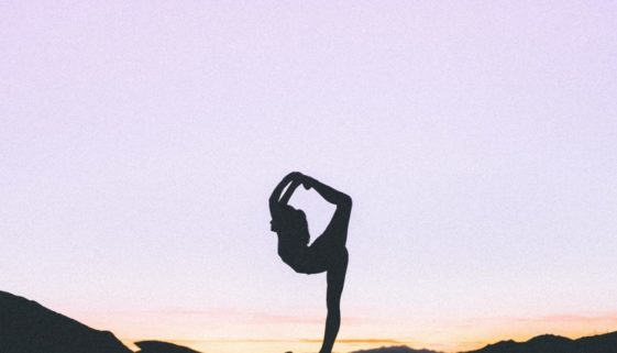 yoga natur draussen